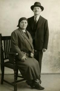 Sarah and Hyman Levenson