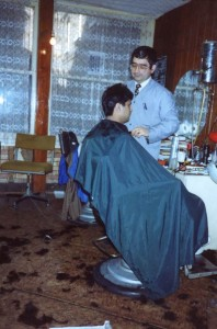 Barber, Puma Court, 23 Feb 1990