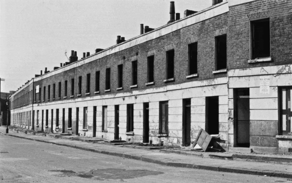 The haggerston nobody knows spitalfields life for 10180 old well terrace
