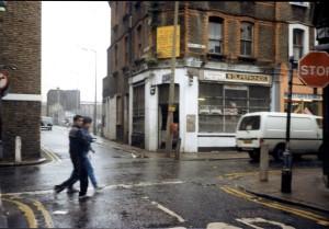 Harry Fishman's Shop, 97 Brick Lane, 19 Sep 1987