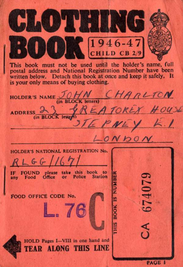 Remembering Robert Poole Spitalfields Life