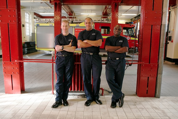 At Britain's Oldest Fire Station | Spitalfields Life