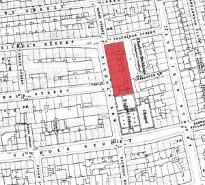 OS map 1870_Edina Historical Maps