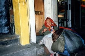 Tramp, Brick Lane, 29 May 1988