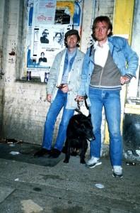 Winos, Brick Lane, May 1988