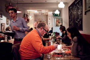 CHEZ ELLES Bistroquet, Brick Lane - London by  Jeremy Freedman 2013_14