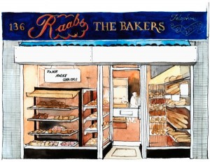 Raab the Bakers Essex Road 1000px