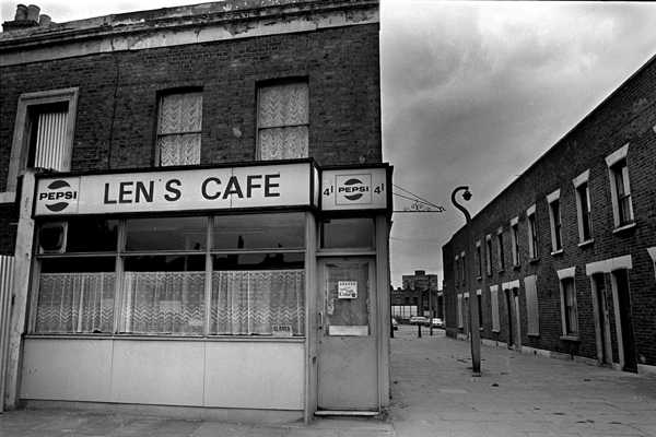 Tea Rooms Bath Street