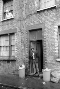 Tower Hamlets East London UK 1978