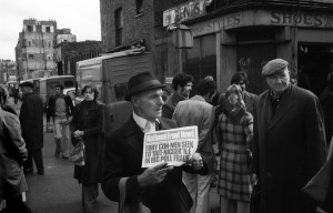 NATIONAL FRONT EAST END LONDON 1970S 2550