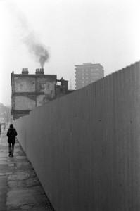 Whitechapel area East London 1976.