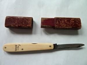 Corn knife c1840 1