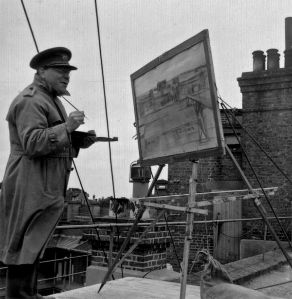 Barnett Freedman Artist Spitalfields Life