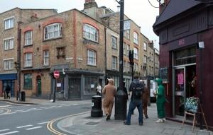 Bricklane Cheshire Street