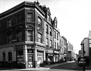 P01212 Brick Lane 1972