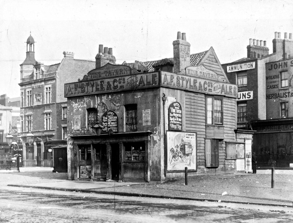 More East End Pubs Then Amp Now Spitalfields Life