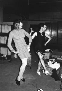 2-21 - Drag artistes, Marmite, rehearsing