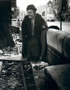 Pauline, Whitechapel 1980's - ID
