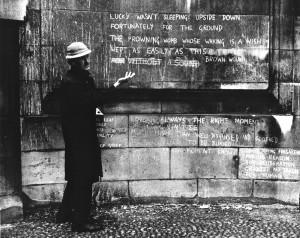 'Poet in the City'. Brian, Kingsway 1994