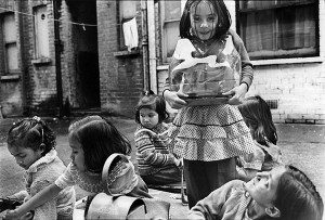 series shot around Brick Lane area, London 1973 - 1992