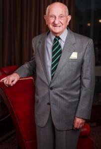 Alf Mendoza member of Cambridge & Bethnal Green Boys Club since 1933 by Jeremy Freedman 2013