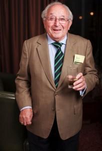 Ron Davis member of Cambridge & Bethnal Green Boys Club since 1934 by Jeremy Freedman 2013