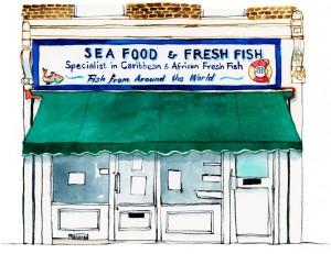 Sea Food & Fresh Fish Chatsworth Road 1000px