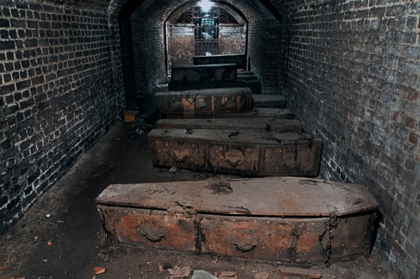 A Brief History Of London Crypts Spitalfields Life
