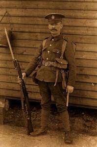 George Dubock 6th Dorset Regiment
