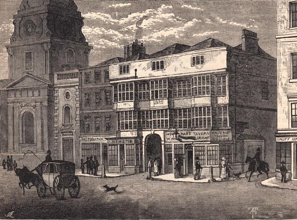Inns of long forgotten london spitalfields life for Crown motor inn gun hill