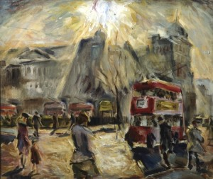 Trolley Bus in Finsbury Square._jpg