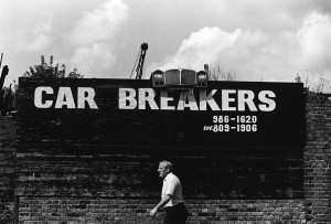 Car Breakers Hackney Wick
