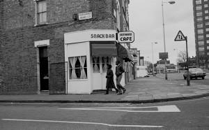 Eastenders Cafe Hackney