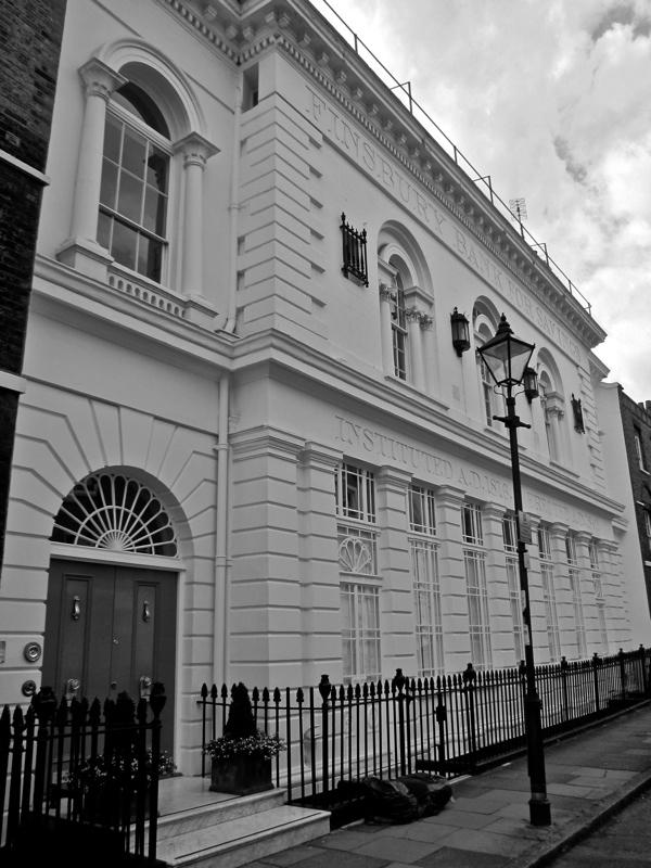 In Old Clerkenwell Spitalfields Life