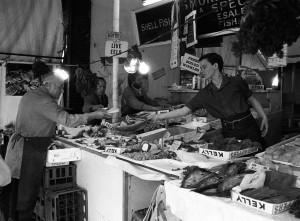 Wet Fish Shop Chatsworth Road 80s