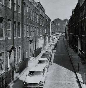 Saving of Spitalfields, p.7