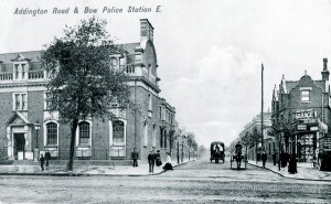 Bow Police Station