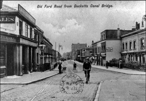 Old Ford Rd