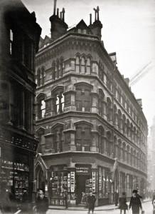 33 Lime Street, 10 February 1912
