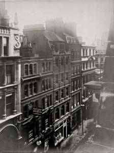 71-75 Gracechurch Street, 1910