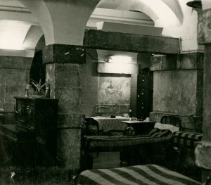 A general view of the Crypt
