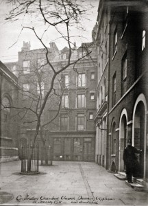 Corporation Chambers, Church Passage, Cripplegate, 31 January 1911