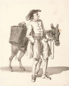 828px-Paul_Sandby_-_London_Cries-_Boy_with_a_Donkey_-_Google_Art_Project