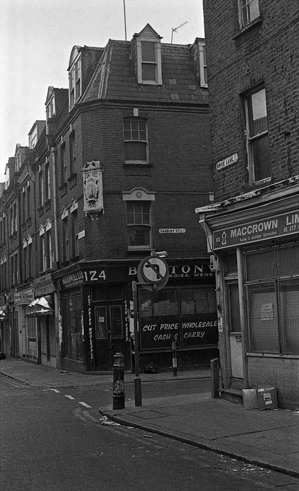 Brick Lane: A Walk With Philip Cunningham
