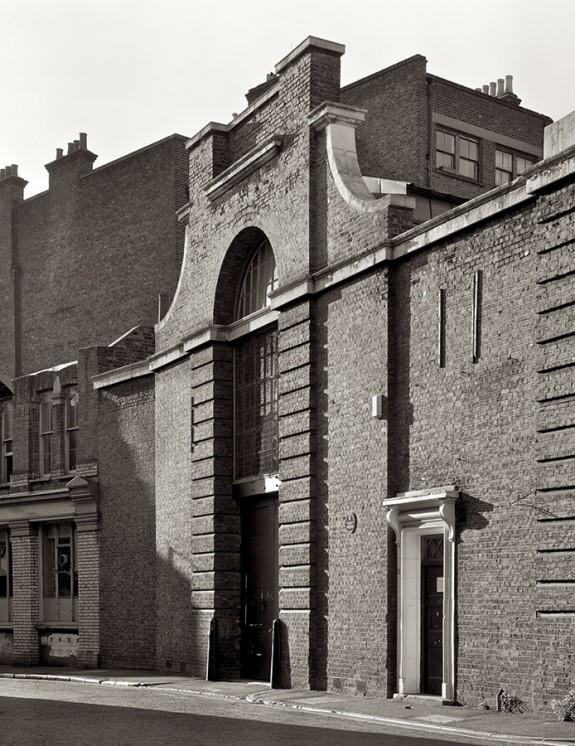 Shoreditch Station: Paul Anthony Gardner's East End